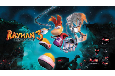 Classic PS2 Game Rayman 3 Hoodlum Havoc on PS3 in HD 1080p ...