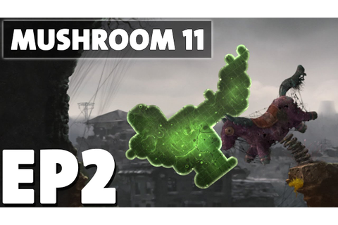 Let's Play Mushroom 11 Episode 2 - Chapter 2 - Puzzle ...