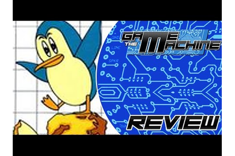 The Game Machine: Penguin Land Review Sega Master System ...