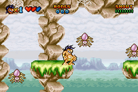 Play Prehistorik Man Nintendo Game Boy Advance online ...