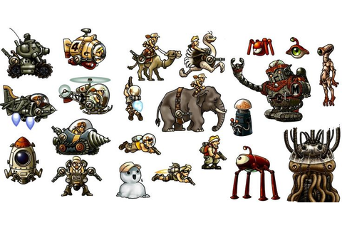 Metal Slug 3″ Game Is Now Available On Android And iOS ...