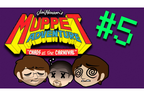 Power Trip - Game 194 | Muppet Adventure: Chaos at the ...