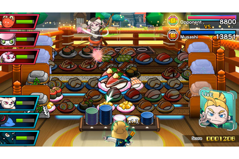 Sushi Striker: The Way of Sushido (Nintendo Switch) News ...