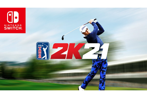 PGA Tour 2K21 Switch footage - Nintendo Everything