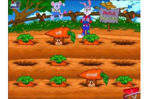 Serious Game Classification : Reader Rabbit 2 (1993)