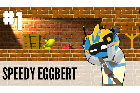 Speedy Eggbert - Part 1 (PC, 1999) - YouTube