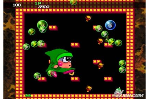 Bubble Bobble Plus Screenshots, Pictures, Wallpapers - Wii ...