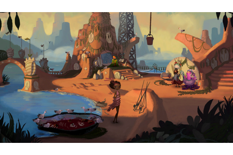 Broken Age (PC/Mac) :: Games :: Reviews :: Paste
