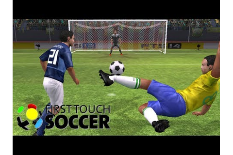 First Touch Soccer 2014 - Trailer HD (Download game for ...