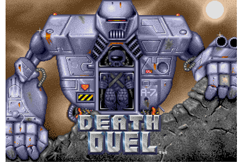 Dorando: Games: Death Duel