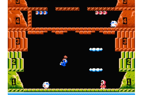Neko Random: Things I Hate: Ice Climber (NES)