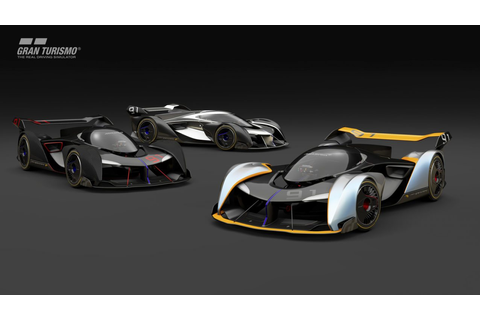 McLaren Ultimate Vision Gran Turismo: Hypercar of the Future?