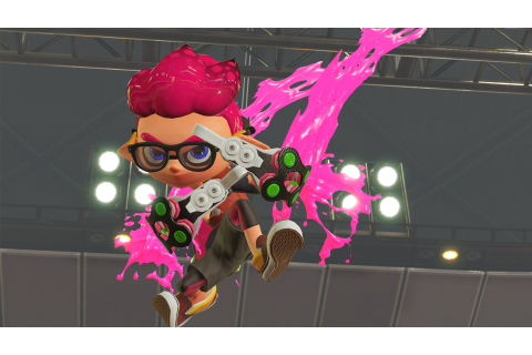 Splatoon 2: Pearl and Marina amiibo announced, new stage ...