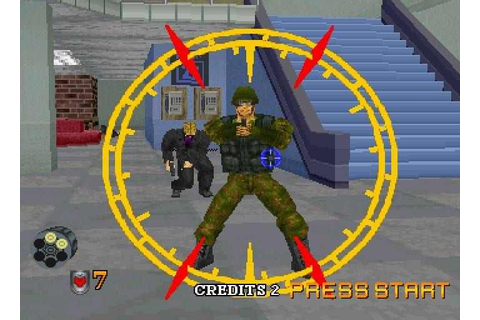 Virtua Cop 2 Download Free Full Game | Speed-New