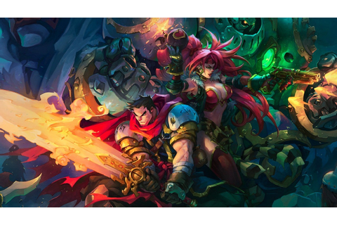 Battle Chasers: Nightwar Review - IGN