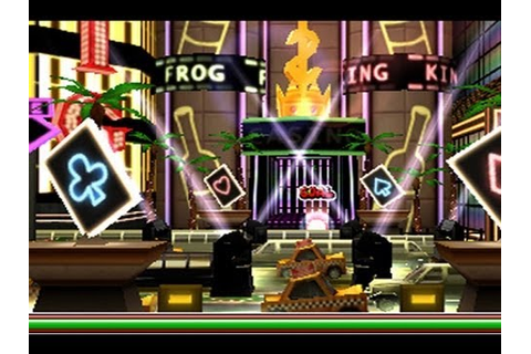 CGRundertow FROGGER 3D for Nintendo 3DS Video Game Review ...