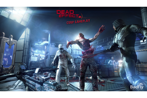 Dead Effect 2 Interview - Coop Zombie Galore