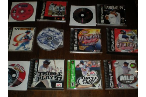 Was The PS1 Deprived of a Solid MLB Video Game?(I Choose ...