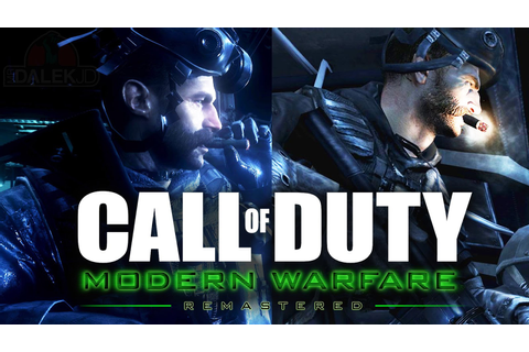 Call Of Duty Modern Warfare Remastered Pc Game Free ...
