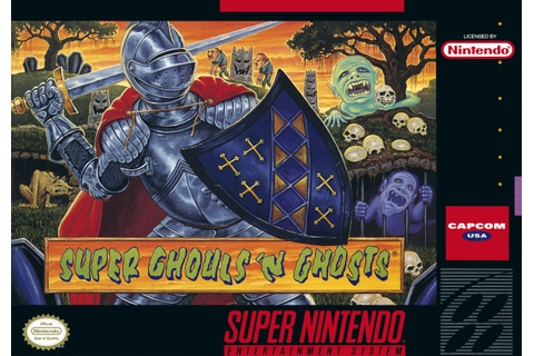 Super Ghouls 'N Ghosts - IGN