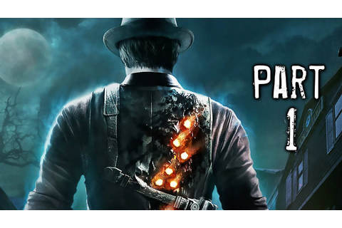 Murdered Soul Suspect Gameplay Walkthrough Part 1 - The ...