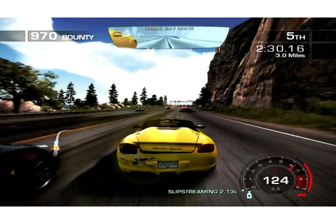 Need for Speed Hot Pursuit 2 2010 (PC) - Porche Spyder ...