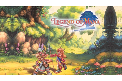 Spy's Game Archives: Legend of Mana - Part 1 - YouTube