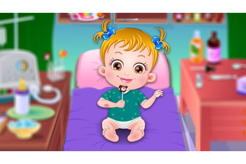 Baby Hazel Goes Sick Gameplay | Doctor Games for Kids To ...