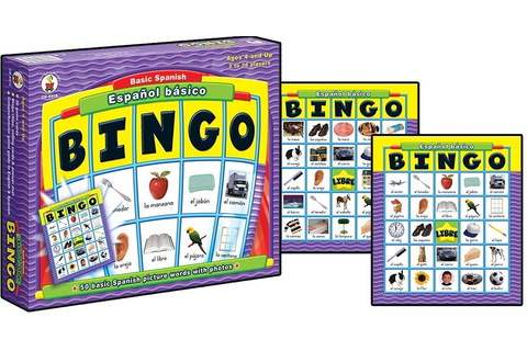 10 Spanish Games & Board Games in Spanish for Kids (and ...
