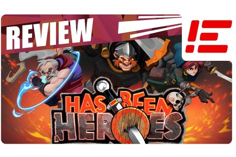 Has-Been Heroes Review for Nintendo Switch - YouTube