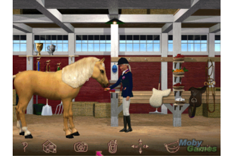 Game Classification : Barbie Adventure Riding Club (1999)