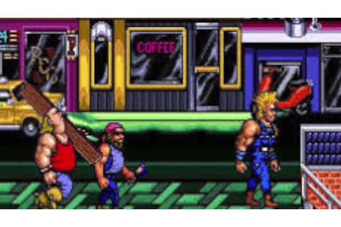 Arcade beat 'em ups: 1984-2015 | Part 1 - YouTube