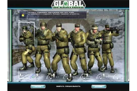 обзор Global Operations (PC, FPS, 2002) by GAUSS MD - YouTube