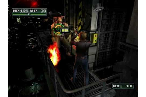Game Over: Parasite Eve 2 - YouTube
