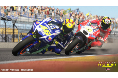 Valentino Rossi The Game Game | PS4 - PlayStation