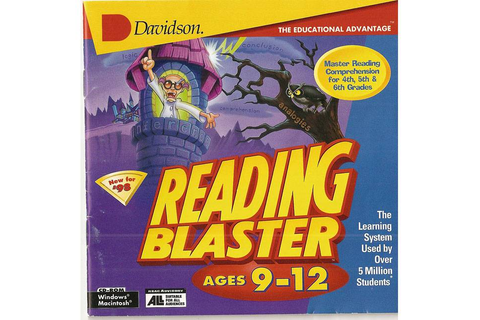 Download Reading Blaster 9-12 1.0 (Mac) - My Abandonware