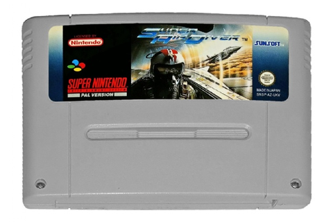 Buy Super Air Diver SNES Australia