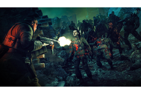 War is hell in this Zombie Army Trilogy gameplay trailer ...