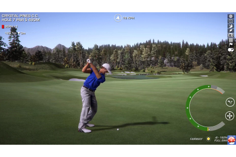 New Jack Nicklaus golf video game | Golf Channel