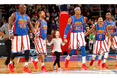 Groupon: 40% Off Harlem Globetrotters Game Tickets - Hip2Save