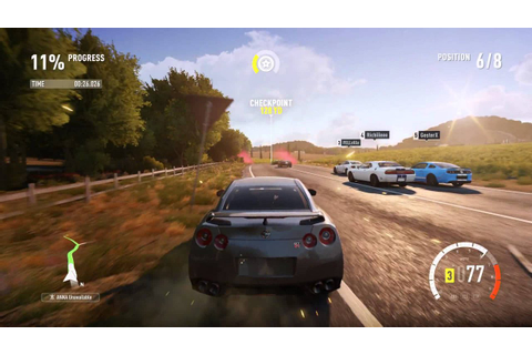 Here's 15 minutes of blinding fast racing within Forza ...