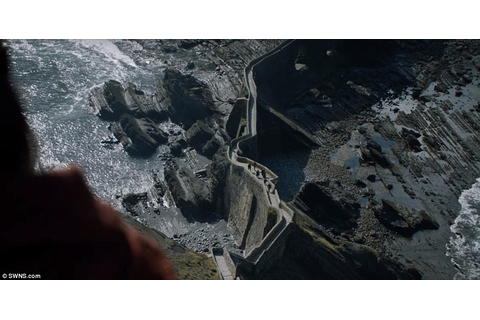 Gaztelugatxe is the real Dragonstone from Game of Thrones ...