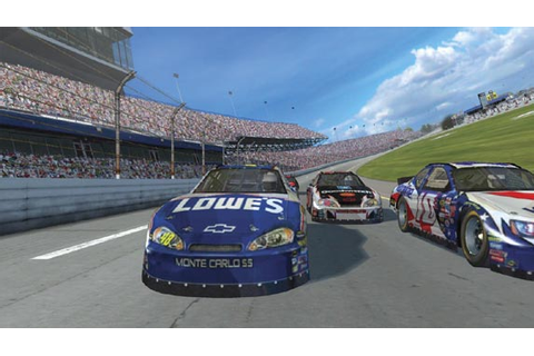 Arcade Heroes Shaggy's Weekly Review - EA NASCAR Racing by ...