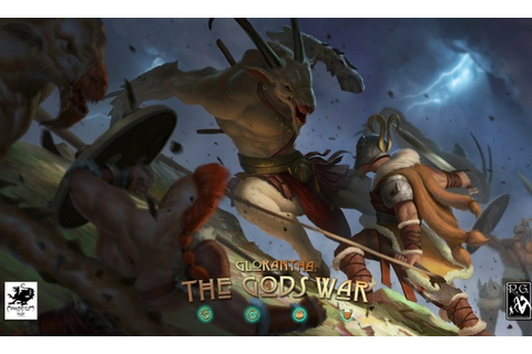 ICv2: Sandy Petersen's 'Glorantha: The Gods War' Board Game