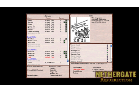 Download Nethergate: Resurrection Full PC Game