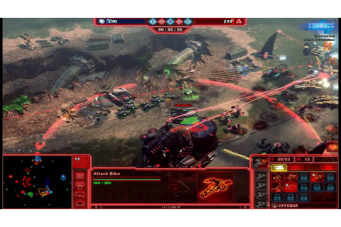 Command & Conquer 4 - Gameplay (PC) HD - YouTube