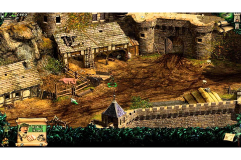 Robin Hood The Legend of Sherwood PC Game Free Download