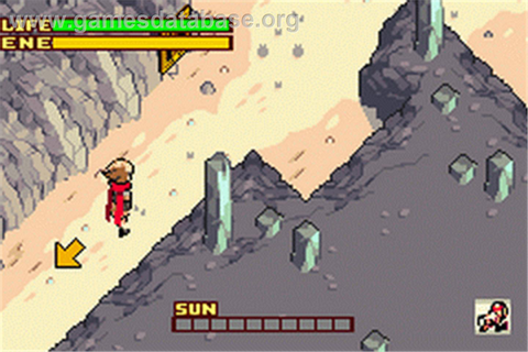 Boktai 2: Solar Boy Django - Nintendo Game Boy Advance ...