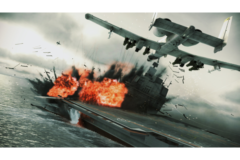Mediafire PC Games Download: Ace Combat Assault Horizon ...