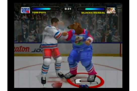 NHL Hitz 2003 - Go Round! - YouTube